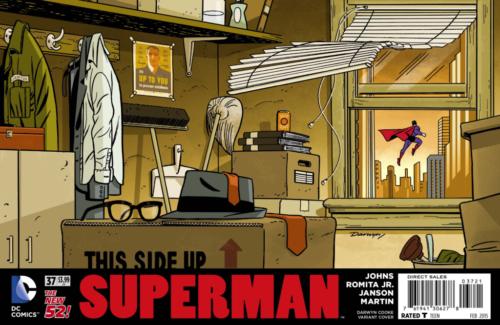 superman 37 cooke