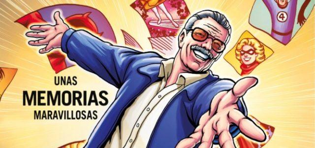 Stan Lee. Asombroso, Fantástico, Increíble: Unas memorias maravillosas