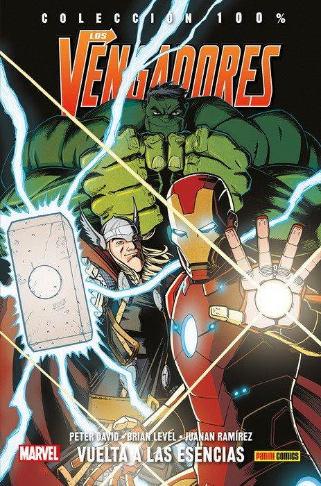 Los Vengadores: Vuelta a las esencias