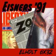 Premios Eisner 1991