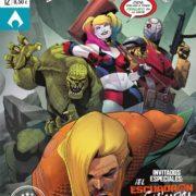 Aquaman 26/12: ¡Hundid Atlantis!