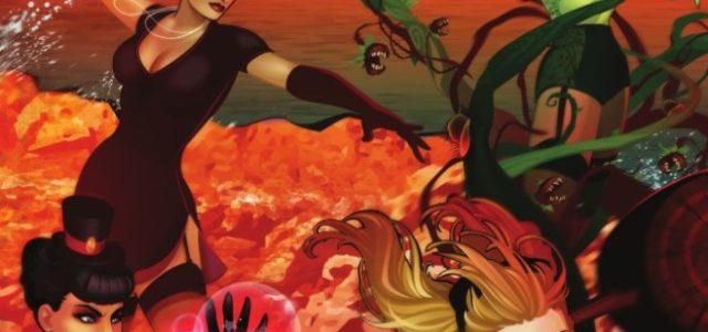DC Comics Bombshells vol. 3: Alzamiento