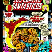 Marvel Gold. Los Cuatro Fantásticos 9: Cuando los titanes chocan