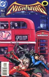Nightwing Vol. 2 #74