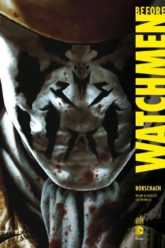Before Watchmen Rorscharch