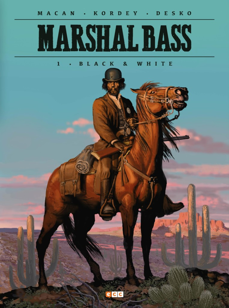 Marshal bass: Black & White