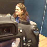 Entrevista a Devin K. Grayson en el 37 Comic Barcelona