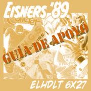 Podcast de ELHDLT: Guía de apoyo del podcast Premios Eisner 1989.