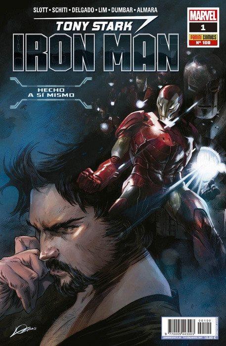 iron man 100-1