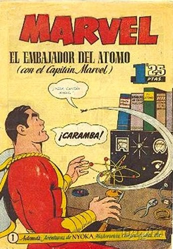 marvel hispano americana 1949