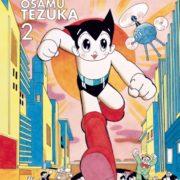 Astroboy 2, de Osamu Tezuka.