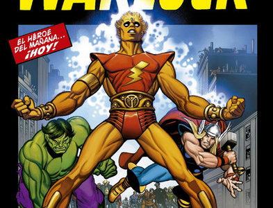 100% Marvel HC: Warlock: La saga de la Contratierra