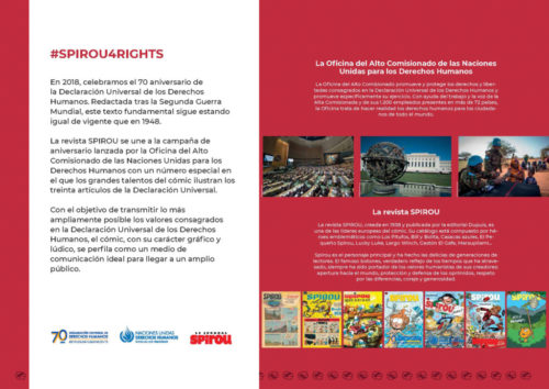 Exposición Spirou4rights