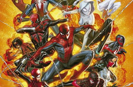 Spidergedón, número 1