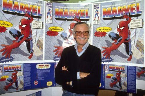 Exposición Stan Lee