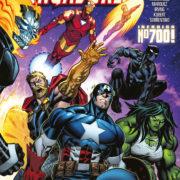 Los Vengadores 4: ¡Heroico nº700!