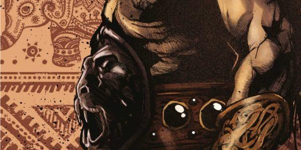 The barbarian king: La espada rota.