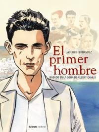 Novedad Alianza Editorial mayo 2019 - El primer hombre