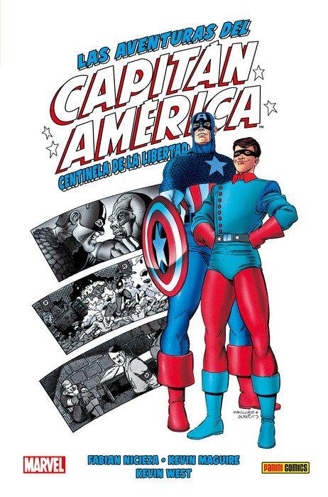 Las aventuras del Capitán América, Centinela de la Libertad