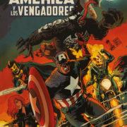 Capitán América y los Vengadores