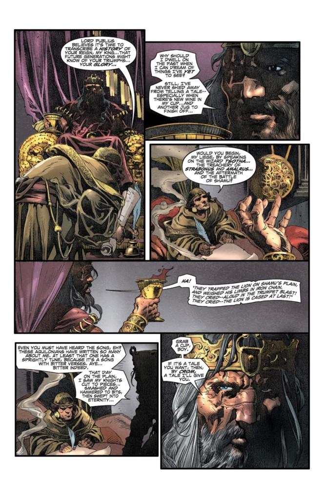 conan rey pagina 1