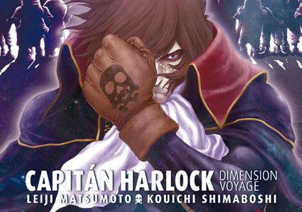 Capitán Harlock: Dimension Voyage 6