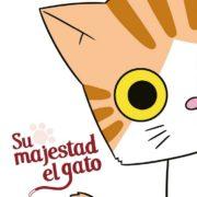 Su Majestad el gato, de Akihiro Kimura.
