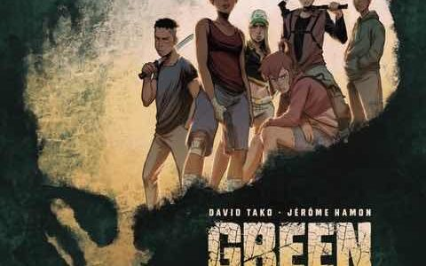 Green Class 1 de Jérôme Hamon y David Tako