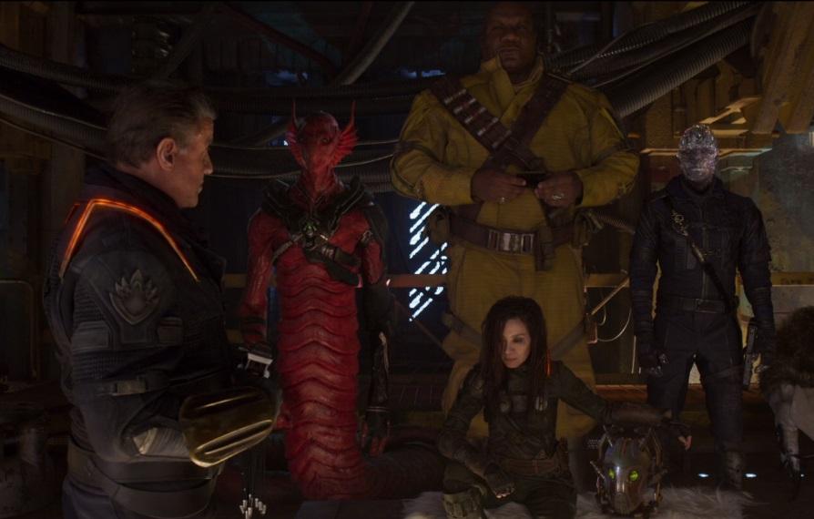 guardianes de la galaxia originales