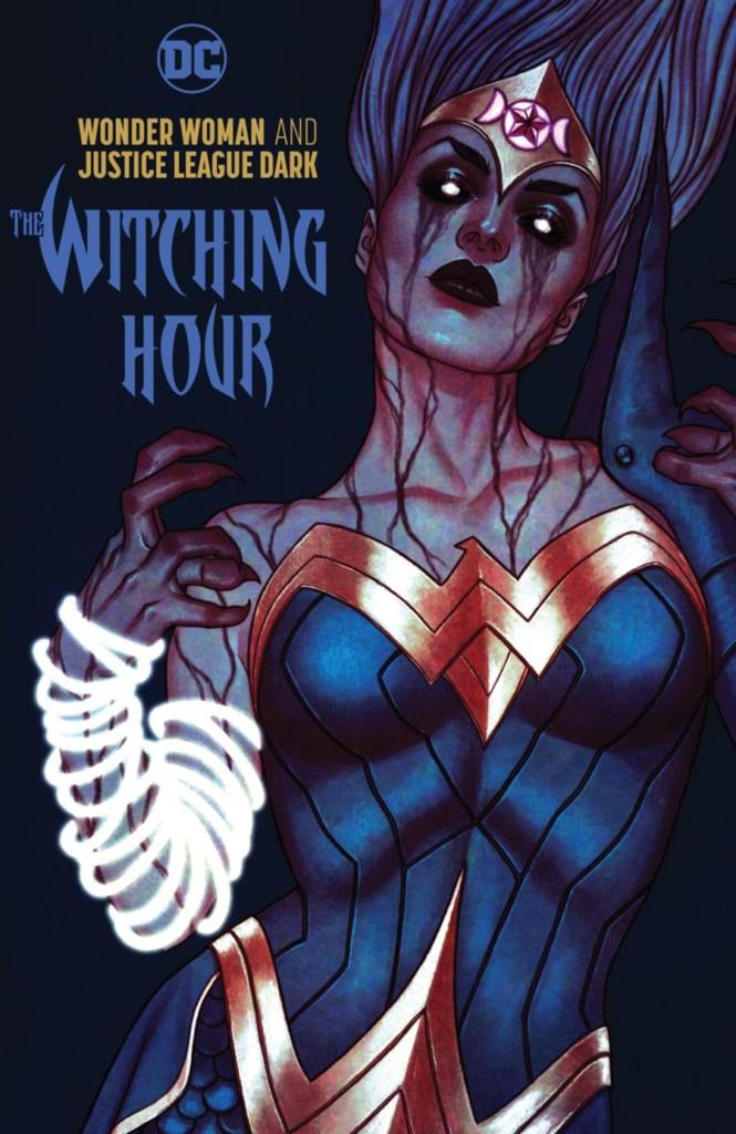 la hora bruja wonder woman