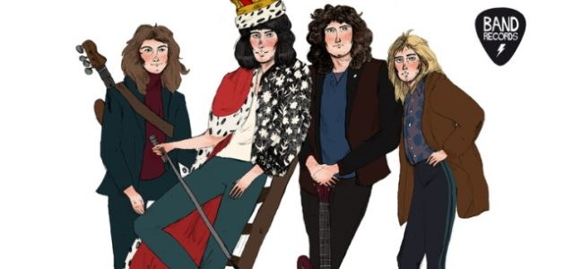 Band Records: Queen