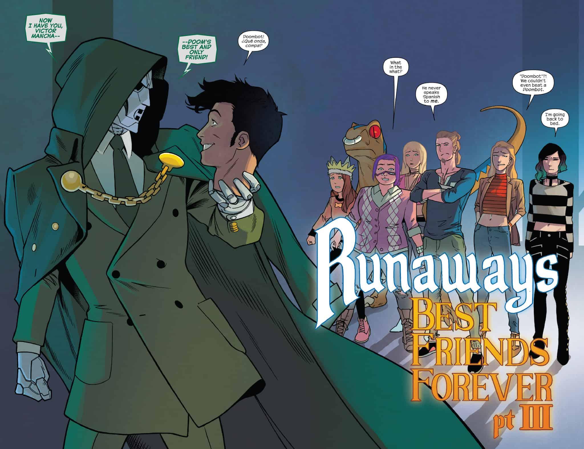 Runaways 2: Amigos para siempre