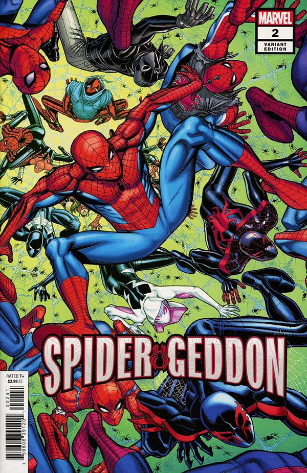 spidergedón 2 variant