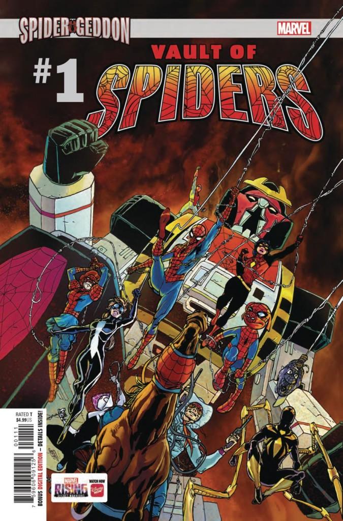 vault of spiders 1