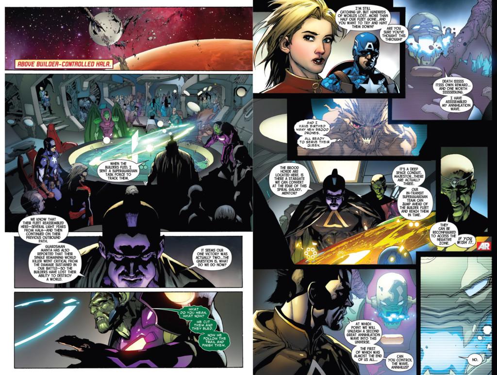 Los Vengadores de Jonathan Hickman 3