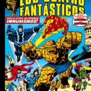 Marvel Gold. Los Cuatro Fantásticos 8: ¡Caos en el gran refugio!