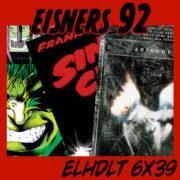 Premios Eisner 1992