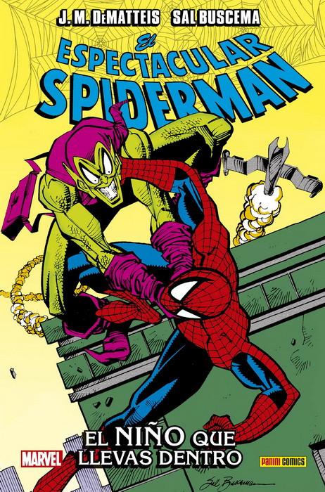 El Espectacular Spiderman El niño que llevas dentro