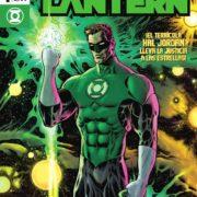 El Green Lantern 1-2 (83-84) de Grant Morrison y Liam Sharp