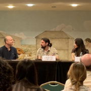 Encuentro con Fernando Dagnino y Belén Ortega en Autores en Viñetas X