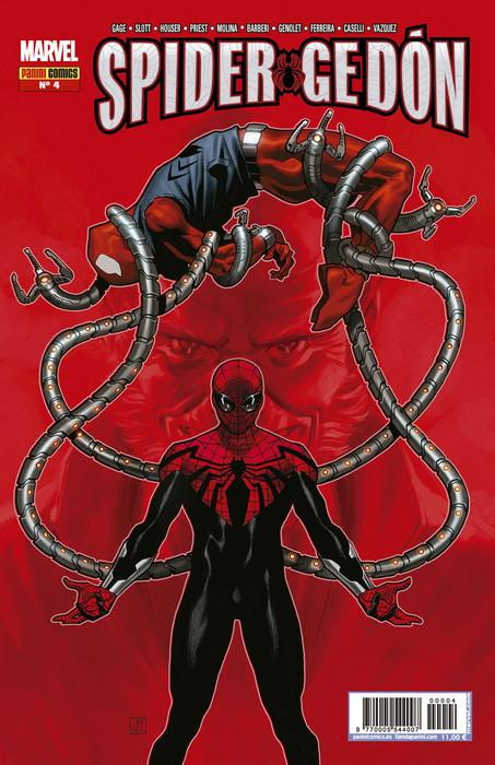 Spidergedón 4