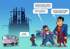 chiste superman IV