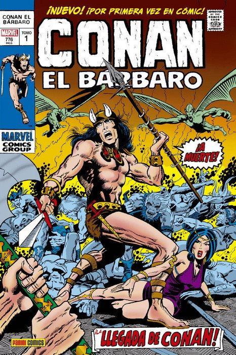 Marvel Omnibus. Conan el Bárbaro: La Etapa Marvel Original