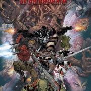 Marvel Now Deluxe. Guardianes de la Galaxia: Planeta de simbiontes