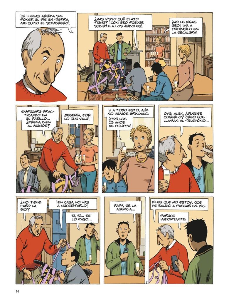 la gente honrada pg 1
