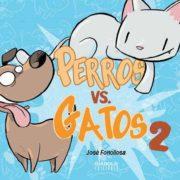 Perros vs. gatos 2 de José Fonollosa