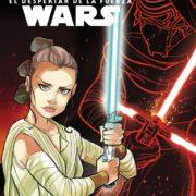Star Wars: El despertar de la fuerza y Los últimos jedi (infantil)