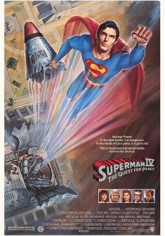 ¡Viñetas y …acción! 25 Superman IV: En busca de paz