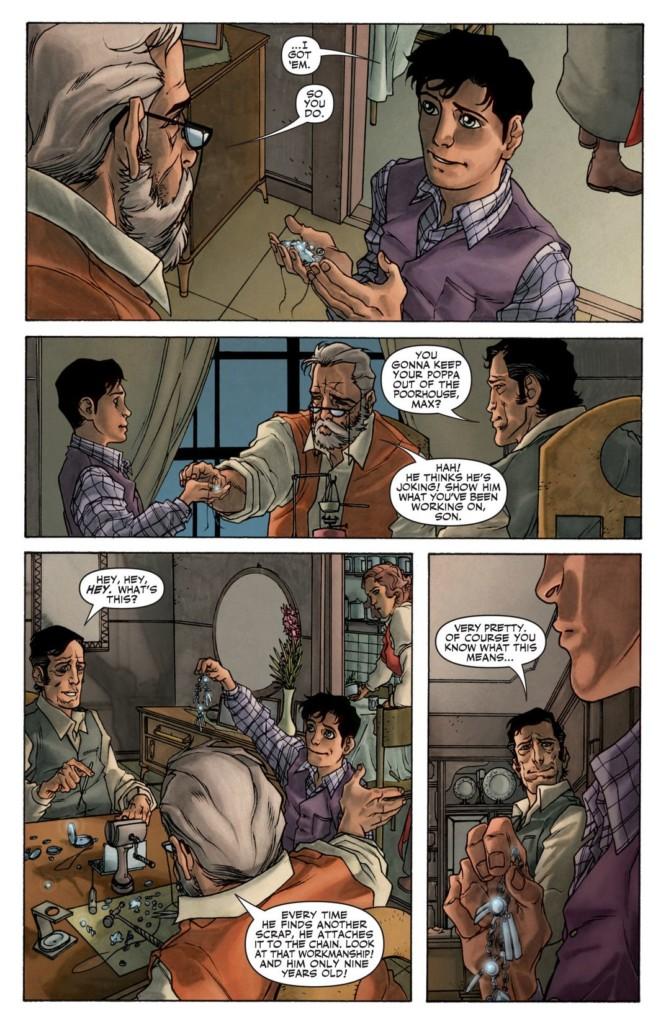 El Testamento de Magneto