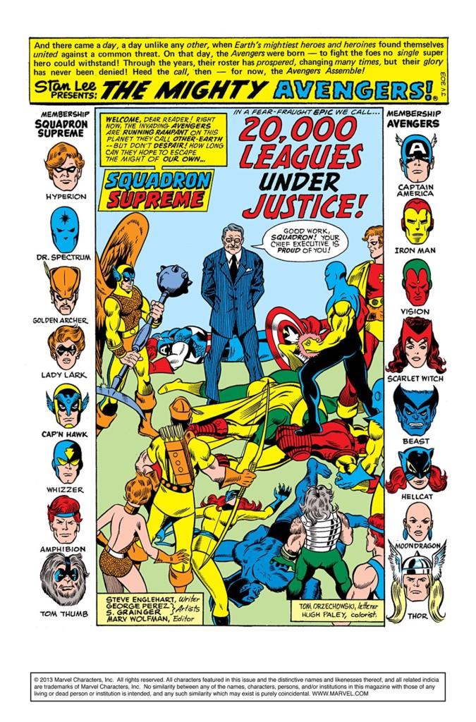 Marvel recomendado por Carlos Pacheco. Vengadores: La saga de la Corona Serpiente